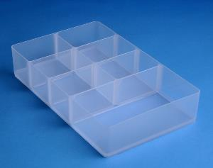 Really Useful 7 Compartment Divider Storage Tray
