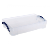 2.5 Litre Really Useful Storage Box with Divider Tray