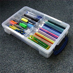 Really Useful Pen 10 Compartment Divider Tray