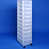 Really Useful Storage tower with 11 x 7 litre Drawer